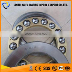 51222 Bearing 110x160x38 mm Single Direction Thrust Ball Bearing 51222