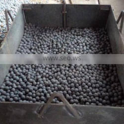 heat resistant of forged steel ball in 20mm-150mm