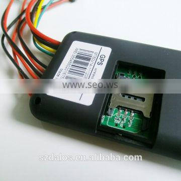 Web and APP tracking software GT06 TK100 gps tracking device oem small