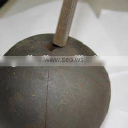 top rank of forged steel ball in equitable price
