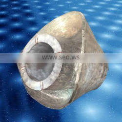 Customized large steel castings for shipbuilding