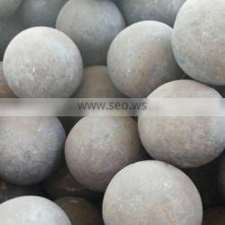 Chrome casting steel grinding balls for mine and cement