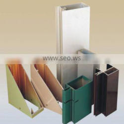 High quality Aluminum curtain wall extrusion profile