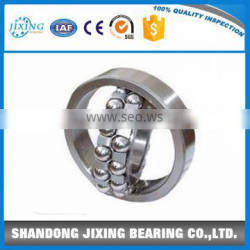 Chrom Steel Self-aligning Ball Bearings 2200 for textile machinery