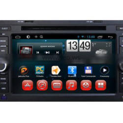 Toyota RAV4 Multi-language 2G Bluetooth Car Radio 1024*600