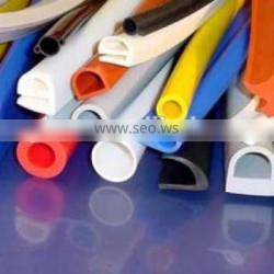 special shaped silicone rubber seal strip