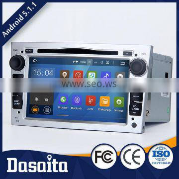 Wholesale high quality double din OBD2 car gps dvd player for Opel Antara