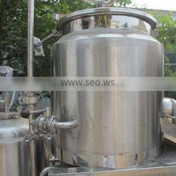 Bar 100L beer brewing equipment Used beer equipment Fermentation tank for sale