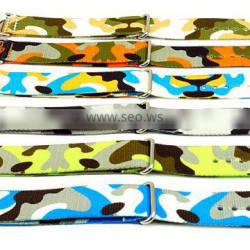 Customize Nylon Camo Nato Watch Bands Nylon Nato Watch Straps