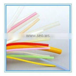 Clear rubber hose