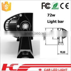 Factory Offer Super bright led light bars for trucks used for 4x4 cars,SUV,ATV,4WD,Jeep,Truck