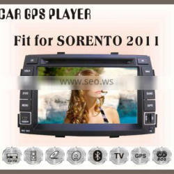 Fit for KIA sorento 2011/2012 car dvd player with gps