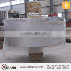 High quality supporting roller used in kiln tyre for cement plant
