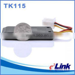 Sim Card Vehicle GPS Tracker TK115 with App/GPS/LBS Tracking