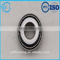 Excellent quality antique chrome steel tapered-roller bearing 32206