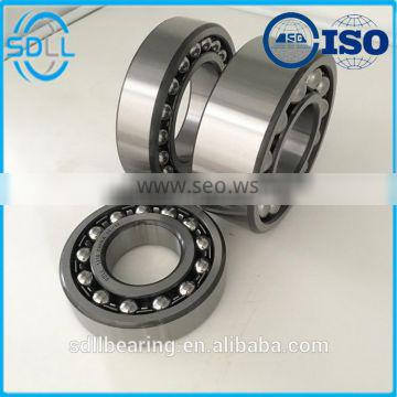 High quality top sell bearing steel self-aligning ball 1306