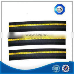 SAE 6SH steel wire reinforced rubber hose