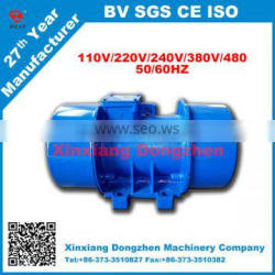 China vibration machinery heat resistant motor