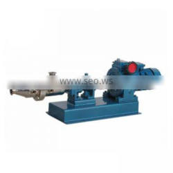 Stainless steel SS316 sanitary food industrial small screw pump