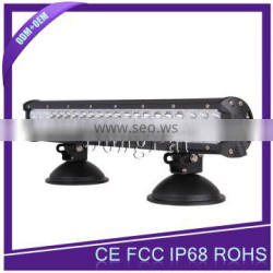 Professional LED auto lights manufacturer 24 Inch 144W LED Light Bar, Single row LED Light bars