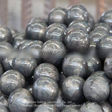 grinding media forged balls, steel forged mill steel balls, grinding media steel balls