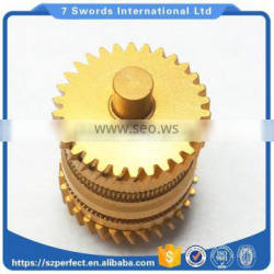 Custom cnc machined anodized fabrication service with cheap price
