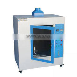 Factory Direct Sales Needle Flame Testing Machine With Low Price