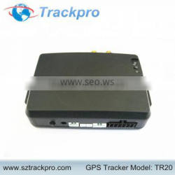 Car speed lock odometer trackpro gps tracker device with sleeping mode