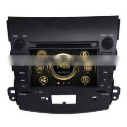 FACTORY!car dvd player for Outlander with GPS,TV,Bluetooth,3G,ipod,PIP,Games,Dual Zone,Steering Wheel Control