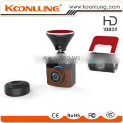 Mini 1080P 2CH Cam recorder car dvr camera