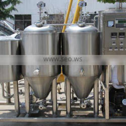 PU insulation conical cooling jacket fermenter home brewery