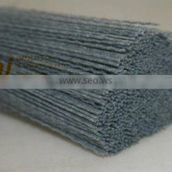 Silicon Carbide N Nylon PA 610 Abrasive filaments for pipe polishing