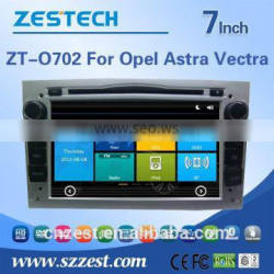 car dvd player 1din for OPEL ASTRA VECTRA car dvd player Support 3G/V-10disc/Audio/Video