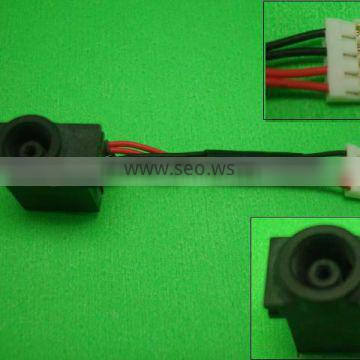dc power jack with cable for Samsung NP-N310