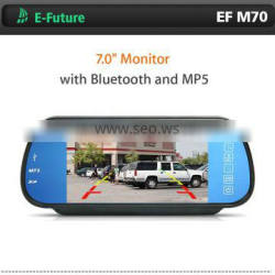 Rearview Mirror Video Parking Sensors with Backup Camera