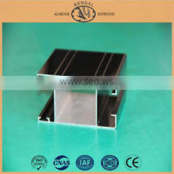 Factory Price Extruded Aluminum Alloy Door Profile