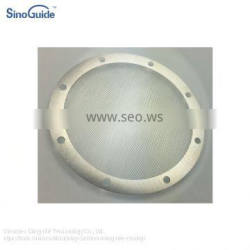 Global Technical Support Custom Photo Etching Services Fiber Mesh