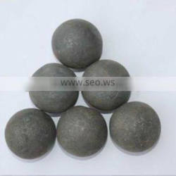 grinding ball forged steel HRC55-66 for cement industry