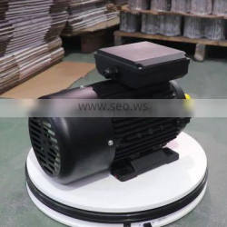 dual capacitor 0.187kw 220v 1200rpm single phase ac induction motor
