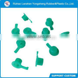 heat resistant silicone mat rubber plug