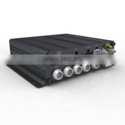 GPS 3G MDVR Vehicle mobile DVR with free CMS software specially for vehicle video survelliance