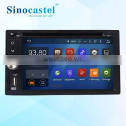 Android Double Din Car Stereo With 3G Dongle Bluetooth Mirror-link WiFi TPMS DAB+ for 6.2 Inch Universal Cars Quality Choice