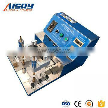 339 Alcohol Abrasion Resistance Tester Non-conductive Coating Surface Abrasion Tester