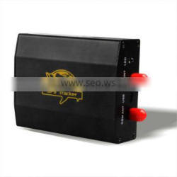 SIM card gps tracker support cut off oil& electricity