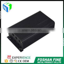 2016 new products electrophoretic and Fluorocarbon cnc machining parts china