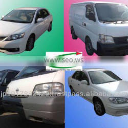 Used Parts for HONDA CIVIC and Various Parts Avilable from Japanese Distributor