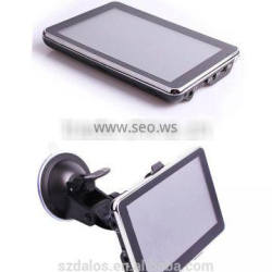 4.3 inch NAV receiver car gps multimedia navigator universal gps navigation box