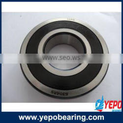 Rubber seal type 6304 2rs good quality deep groove ball bearing