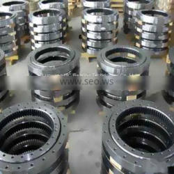 China factory supply XI 201100N cross roller bearing with inner gear teeth 950*1200*70mm
