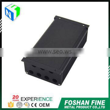 Business industrial anodized cnc machining tractors part